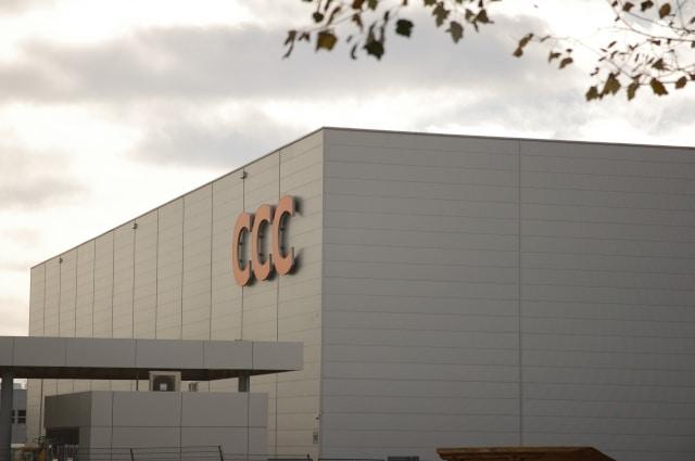 Centrum produkcyjne i magazynowe